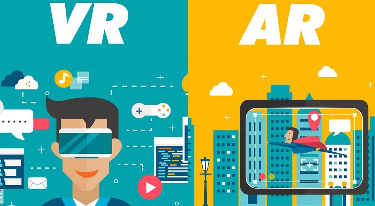 Технологии VR/ AR